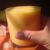 Mango lassi summer cooler